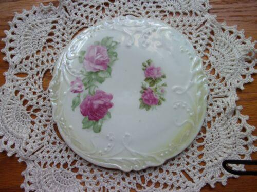 Porcelain Teapot Trivet 1890 s to 1900 s