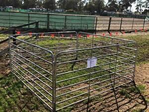 Sheep Yard Panels