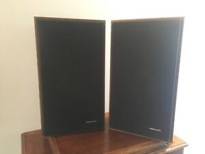 Vintage Realistic Speakers MC-2001
