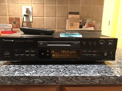 Pioneer MJ-D508 Minidisc Player Recorder