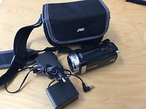 JVC Camcorder GZ-E200BU Urrbrae Mitcham Area Preview