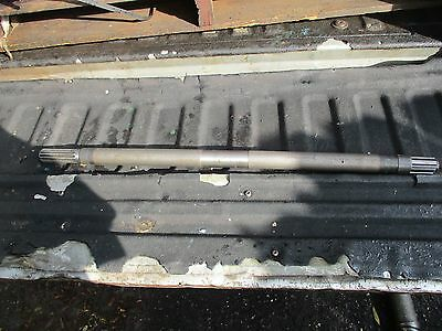 1972 International 1466 Diesel Farm Tractor Long Pto Input Shaft Free Shipping