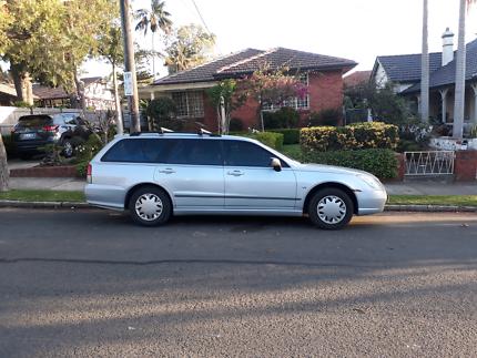 Mitsubishi magna wagon 2500$/nego