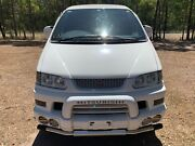 1999 Mitsubishi Delica Spacegear CHAMONIX 8 seat 4x4 or 4wd Wagon Coraki Richmond Valley Preview