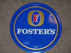 FOSTERS BEER SERVING TRAY Redland Bay Redland Area Preview