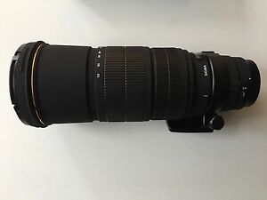 Sigma-120-300mm-f2-8-EX-DG-HSM-Lens-non-OS-for-Canon-EF-in-EXC-Condition