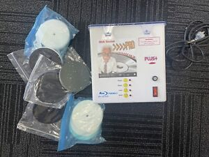 JFJ Easy Pro (Disc Doctor) Disc Cleaning Machine with Assorted Pads