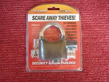 Watchguard 110dB Siren Alarmed Padlock Kensington Eastern Suburbs Preview