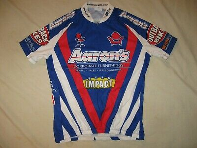 Sugoi Cycling Jersey Adult Medium Aaron s Bike Wear Bicycle Racing 06a6b1d75