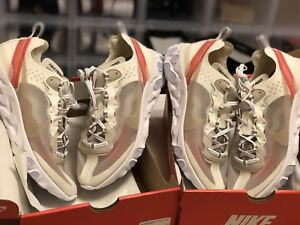 DS Nike React Element 87 $450 FIRM