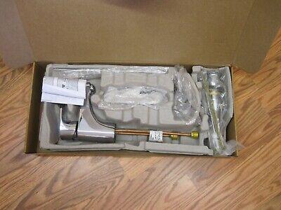 - Cleveland Faucet Group 46100 Edgestone 1 Handle Bathroom Faucet Chrome