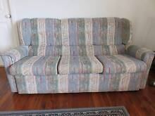 3 Seater Sofa Lounge Carindale Brisbane South East Preview