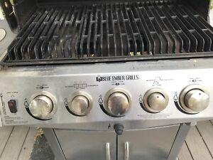 Blue Ember Natural Gas BBQ