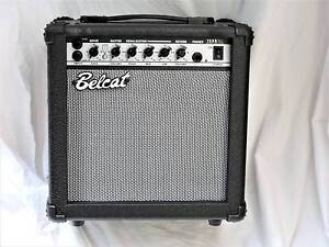 Belcat 15RG	15W Guitar Amp with Reverb & overdrive Burwood Whitehorse Area Preview