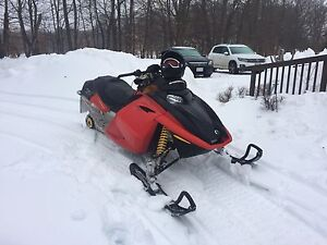 2004 Skidoo Rev 600HO For Sale WITH Trailer