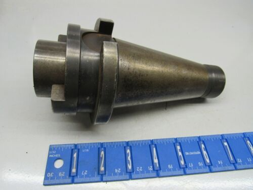 """NATIONAL 50 TAPER TO 2"""" FACE MILL TOOL HOLDER"""