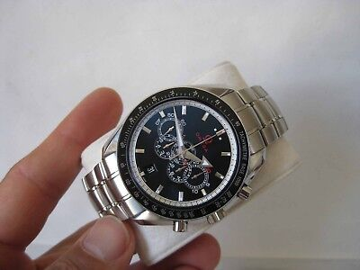 OMEGA SPEEDMASTER BROAD ARROW OLYMPIC EDITION CO-AXIAL WATCH 321.30.44.52.01.001