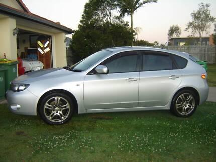 2008 Subaru Impreza RX Luxury Hatchback Little Mountain Caloundra Area Preview