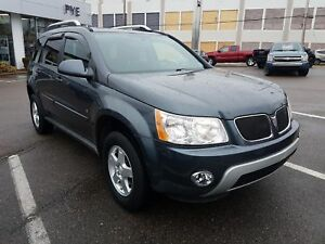 2009 Pontiac Torrent TORRENT FWD