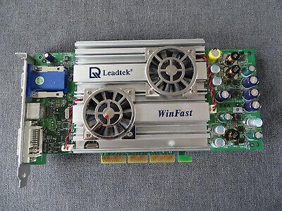 Leadtek WinFast A250 AGP Highend Gaming Grafikkarte