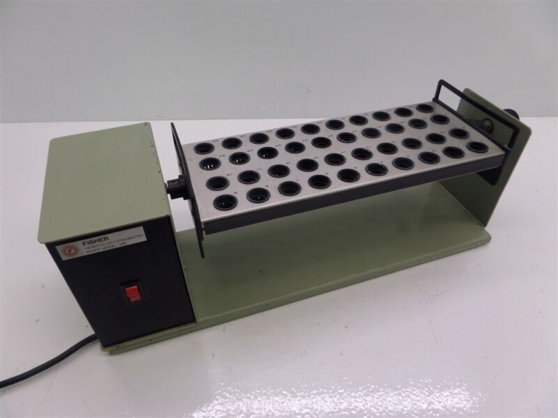 Fisher Scientific Model 346 Hematology/Chemistry Mixer