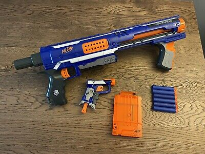 NERF Rampage Jolt Toy Blaster Bundle