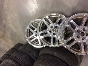 Chevrolet cavalier / sunfire wheels only