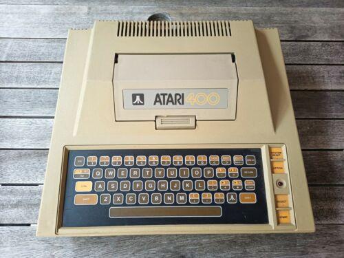 Computer Games - Atari 400 -NTSC - personal computer