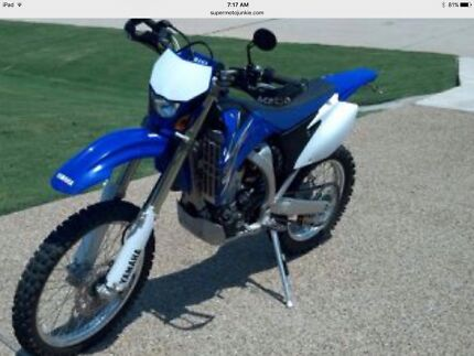 Wanted wr450 Yamaha wanted wanted Morisset Lake Macquarie Area Preview