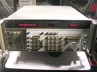 Hp Agilent 8662a High-performance Signal Generator