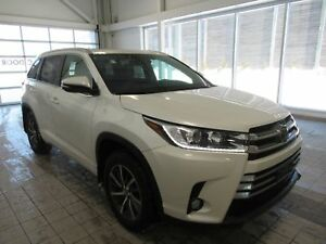 2017 Toyota Highlander XLE NO ACCIDENTS