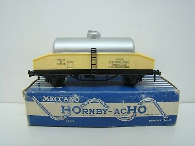 HORNBY - ACHO - 712 - WAGON ISOTHERME A LAIT - SNCF - BOITE - ANCIEN -