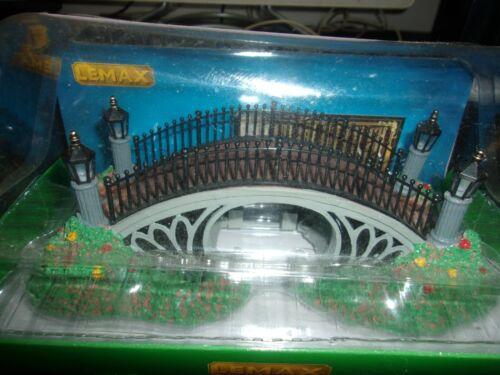 Lemax Village Collection Victorian Footbridge