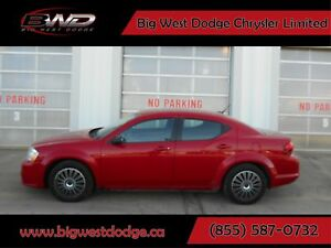 2013 Dodge Avenger SE| LADY OWNED| LOW KMS| CERTIFIED