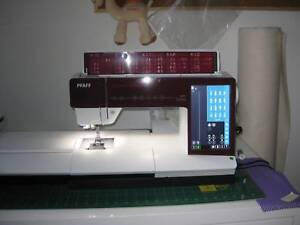 PFAFF CREATIVE SENSATION PRO 2 EMBROIDERY MACHINE