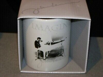 "JOHN LENNON ""IMAGINE"" 12 OZ COFFEE MUG BY SIGNATURE SERIES segunda mano  Embacar hacia Argentina"