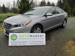 2016 Hyundai Sonata GLS,MOONROOF, AUTO, WARR