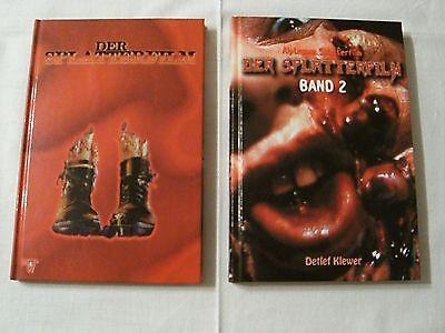 Der Splatterfilm Band 1 + Band 2 - Detlef Klewer