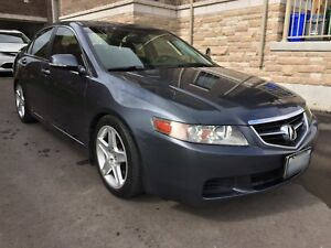 2005 Acura TSX - 6 Speed Manual - with mods!