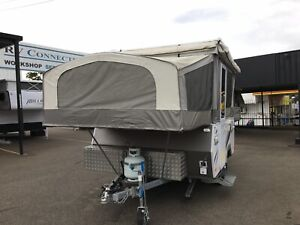 2013 Jayco Swift Camper with Aluminium Frame North St Marys Penrith Area Preview