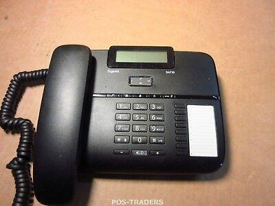 SIEMENSGIGASET DA710 BLACK Handsfree corded phone with phonebook INCL HANDSET