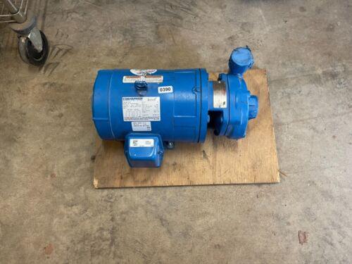 Flowserve Pump w/ Motor P02-001A Size:1.5 X 1.25 X 5 2000 5HP 230V 175GPM 53TDH