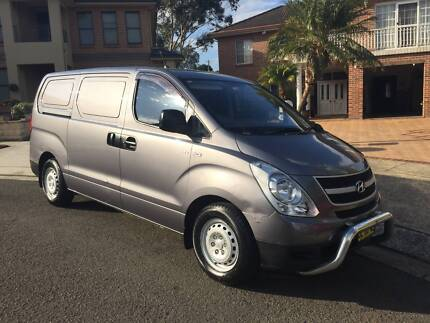 2010 Hyundai iLoad Van. Low kms. Original Owner. Marsfield Ryde Area Preview