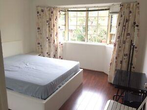 Big sunlit room near Parramatta with own bathroom for female