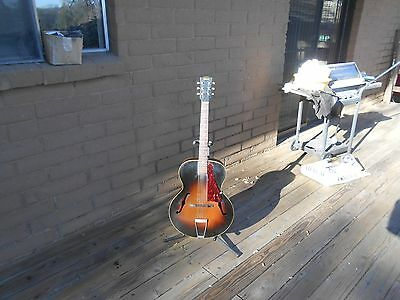 Gibson L48 Vintage acoustic arch top  with gator padded case