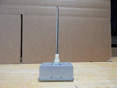 Tcs Basys Controls Temperature Sensor 8 Inch Duct Mount 1k Platinum Rtd Ts1002