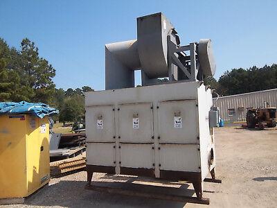 Donaldson Filtration Torit 6000 Cfm Mist Collector Cnc Lathe Milling Mill