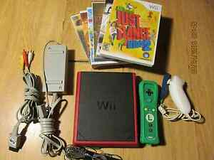 Nintendo Wii mini with games working perfect! Maniwaki