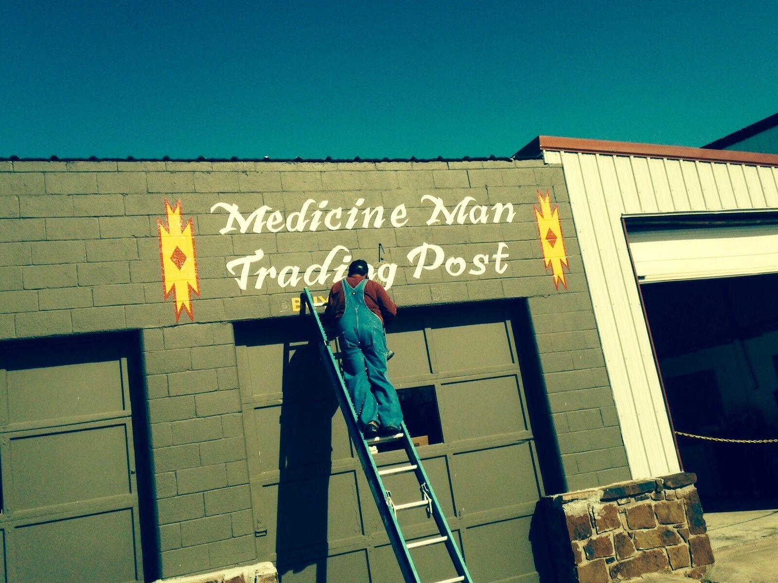 Medicine Man Trading Post