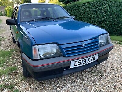 Vauxhall Cavalier MK2